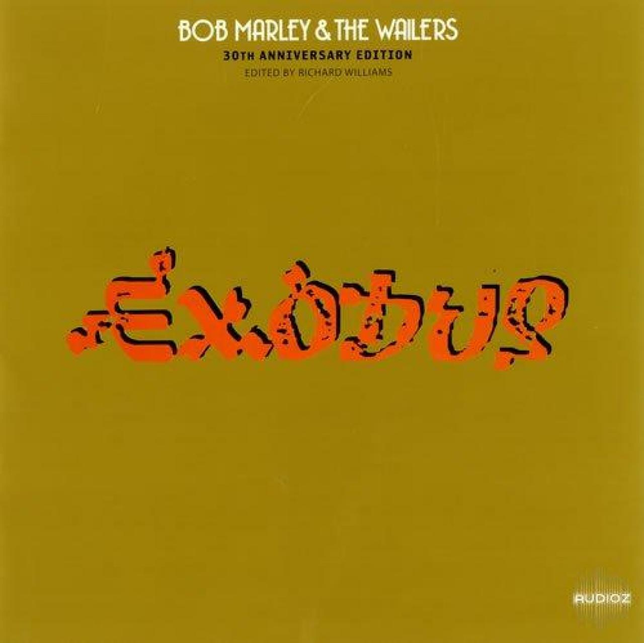 Albums from The Class of 1977 - Bob Marley's Exodus