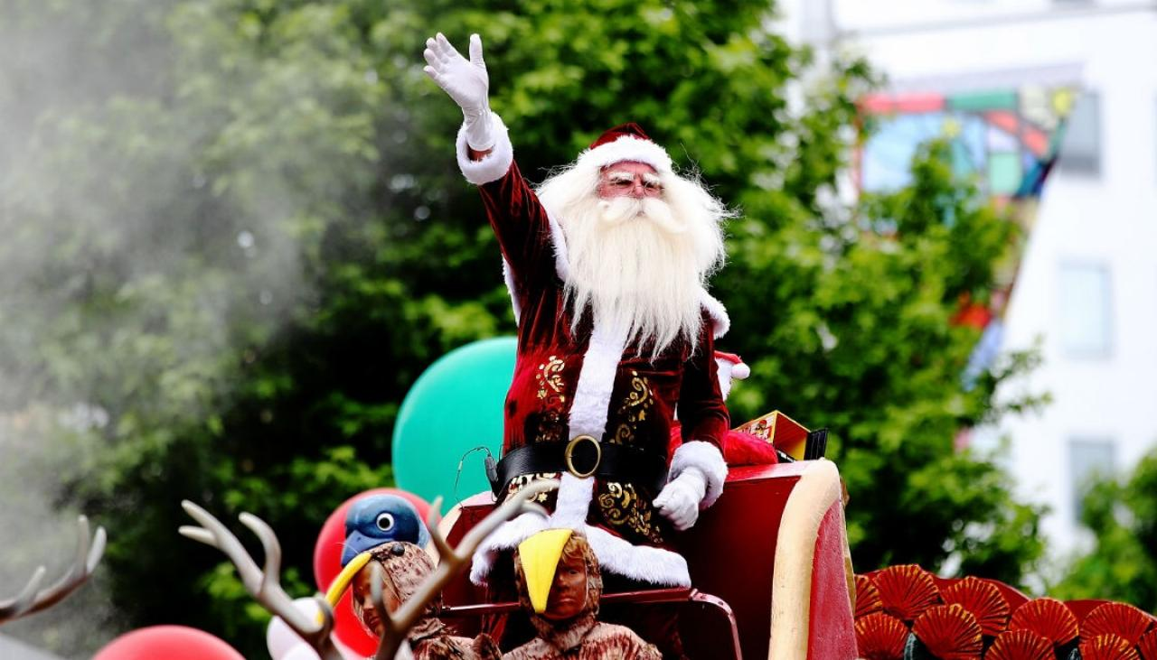 Overly Christmas.Magic Of Father Christmas Threatened By Overly Sensitive Society