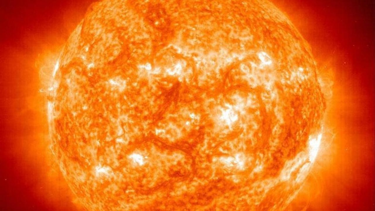 history of the sun and a weird asteroid