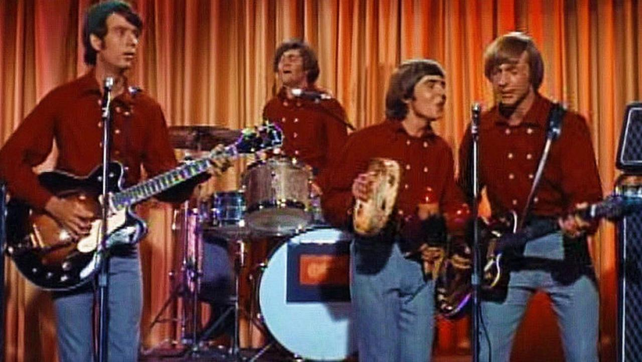 Watch The Monkees' perform catchy 'Last Train to Clarksville